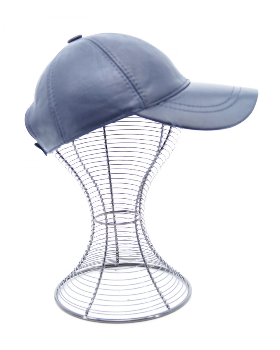 05-HAT-5-LEATHER (BLUE) 2