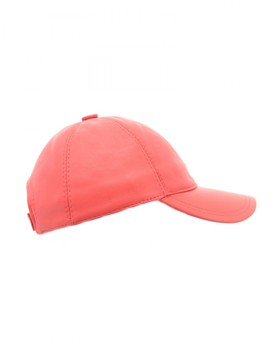 05-HAT-5-LEATHER (RED) 26