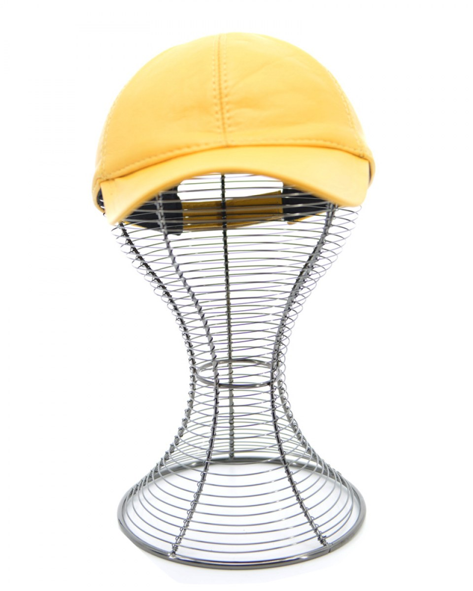 05-HAT-5-LEATHER (YELLOW) 1