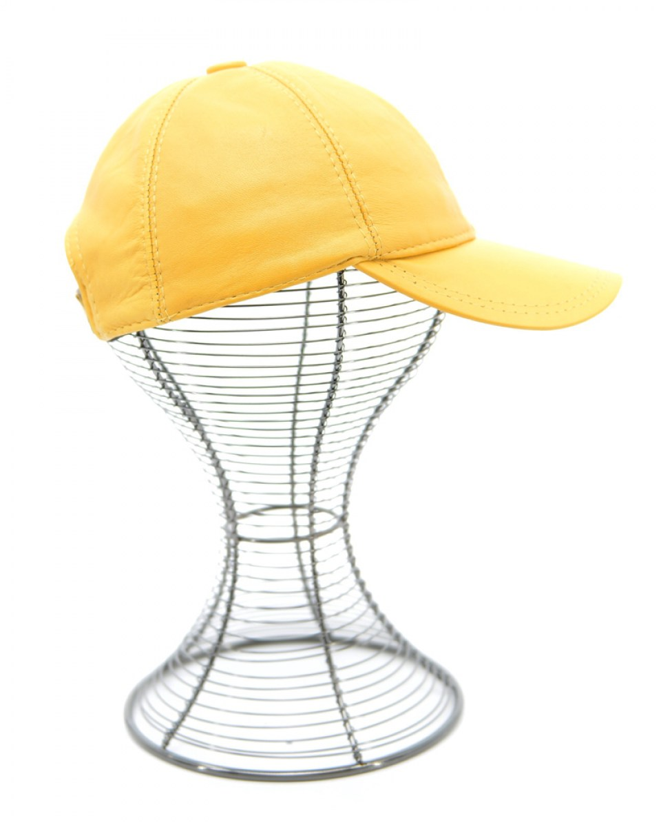 05-HAT-5-LEATHER (YELLOW) 2