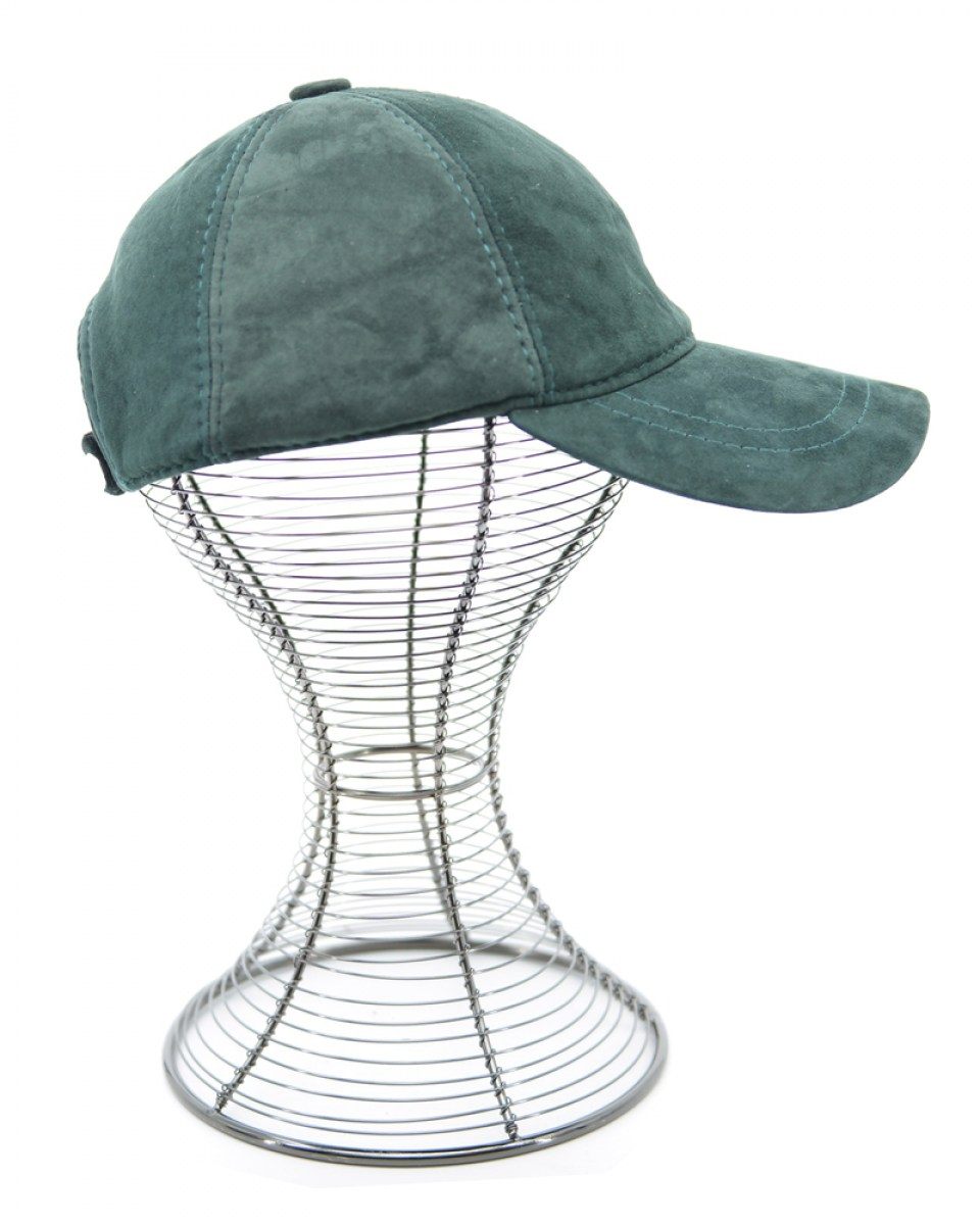 05-HAT-5-SUEDE (GREEN) 2