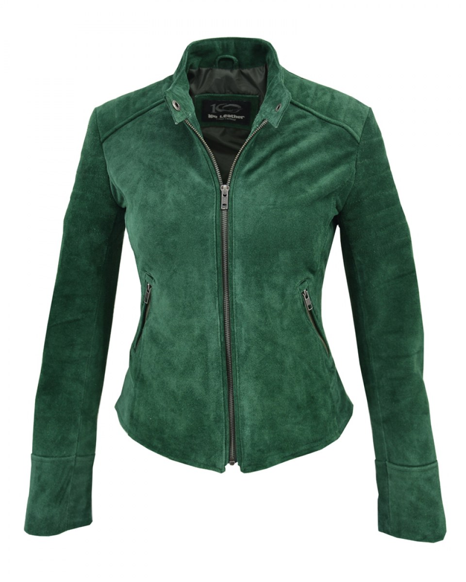 28-W-2028 (GREEN-SUEDE) 2