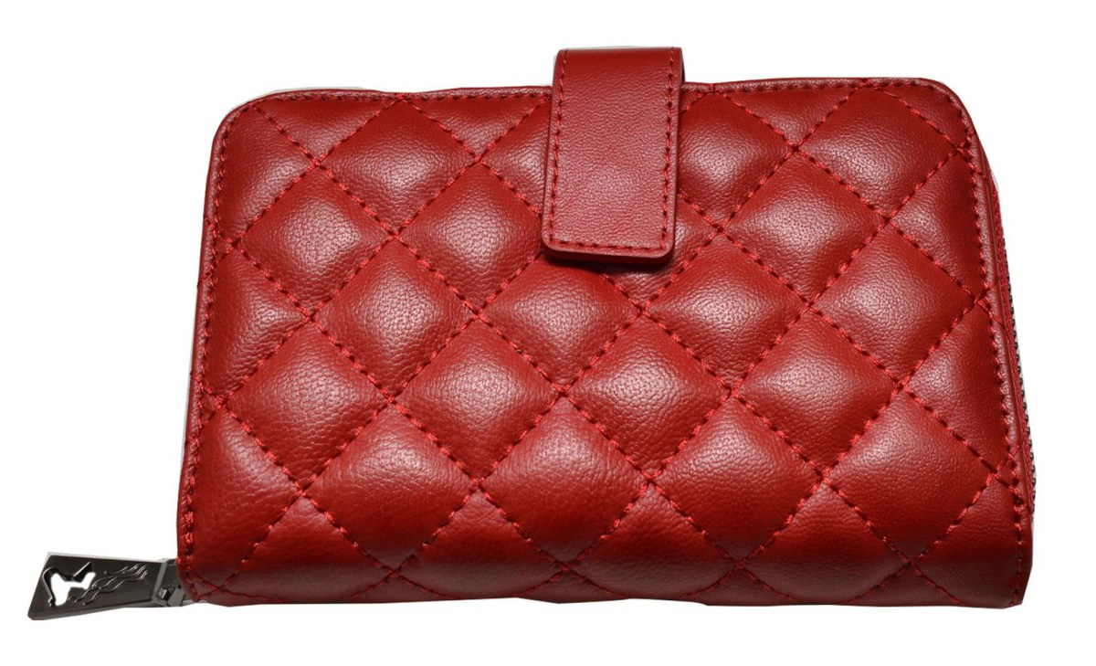30-WALLET-Q-1768-5 (RED) 1
