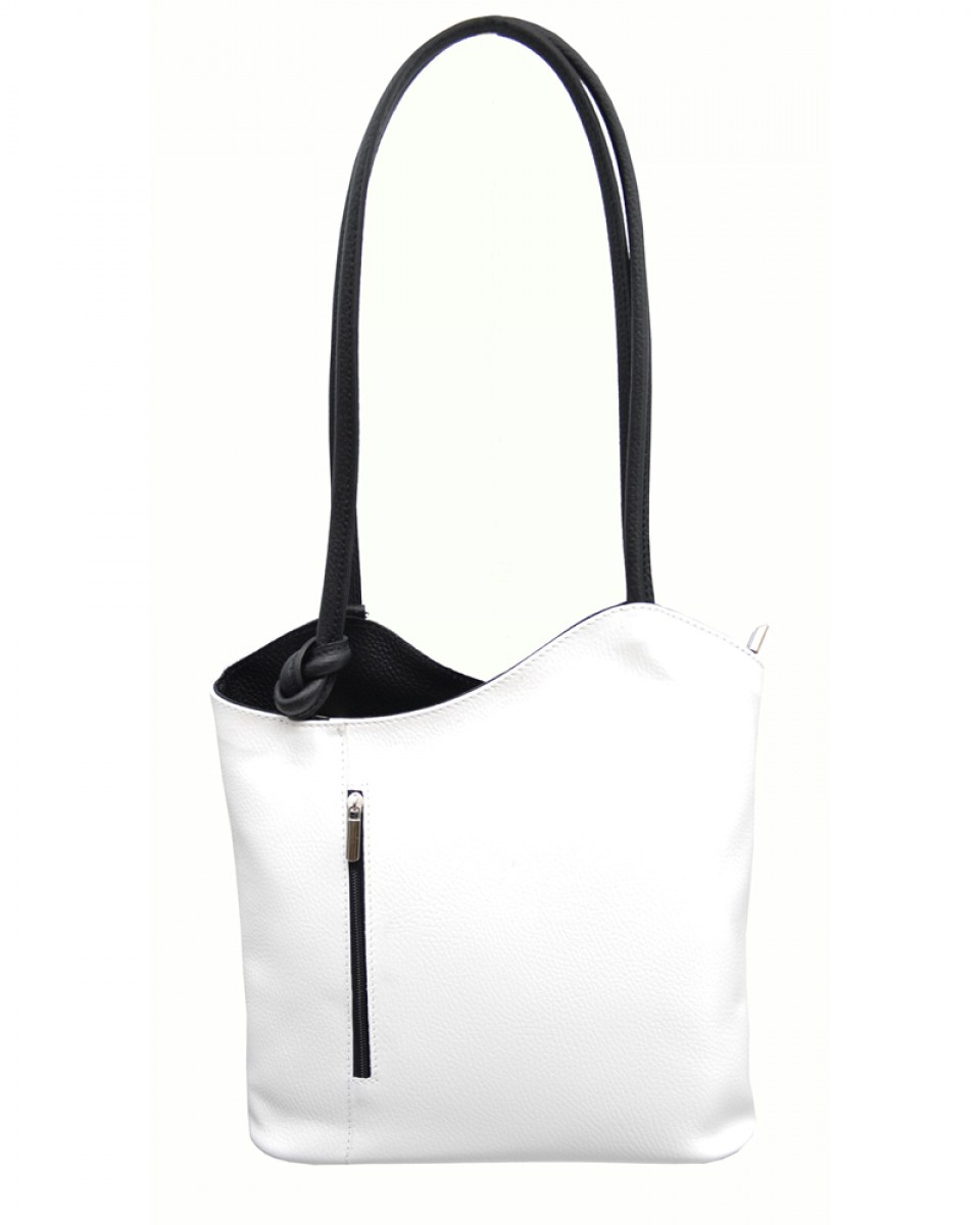 33-BAG-2808-4 (WHITE-BLACK) 1