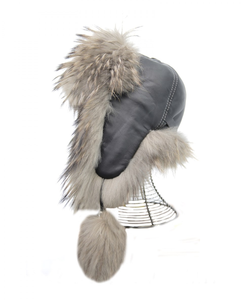 HAT-21 (BLACK-GREY) 26